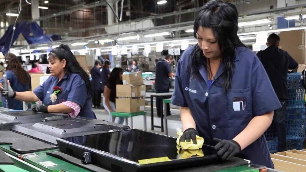 Brecha salarial de género en México