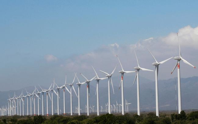 ENERGÍA EÓLICA UNA DE LAS MÁS USADAS