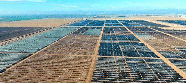 ENERGÍA SOLAR ESTÁ SUPERANDO OTRAS ENERGÍAS