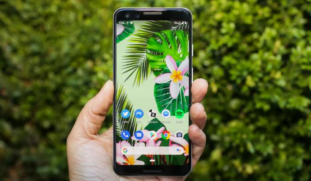 El nuevo celular de google