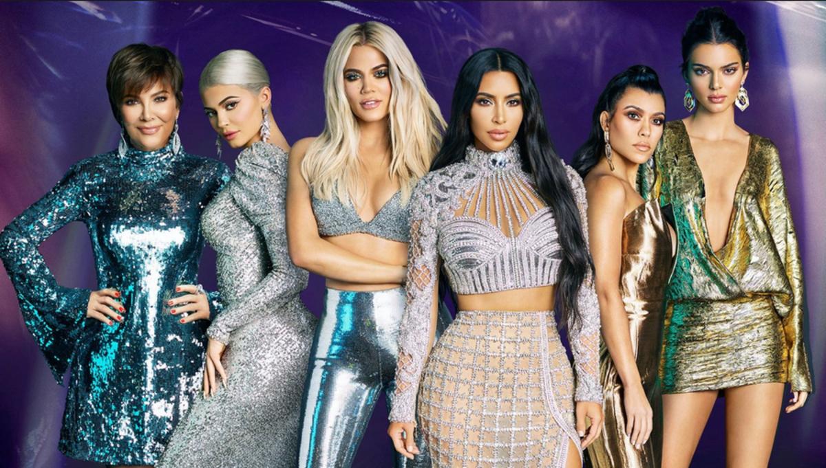 El poder de las Kardashian en Instagram