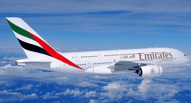 Emirates Dubai CDMX