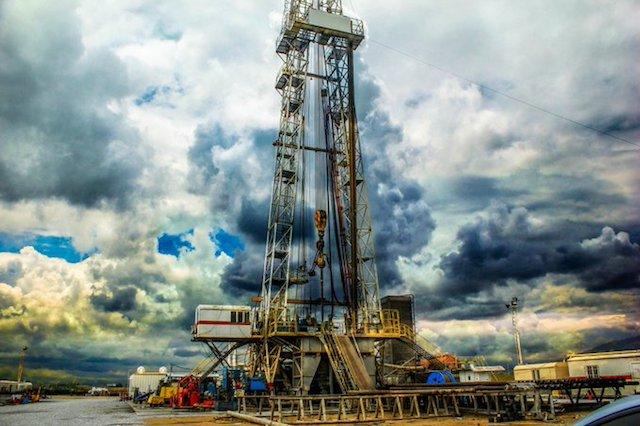 Fracking México Pemex