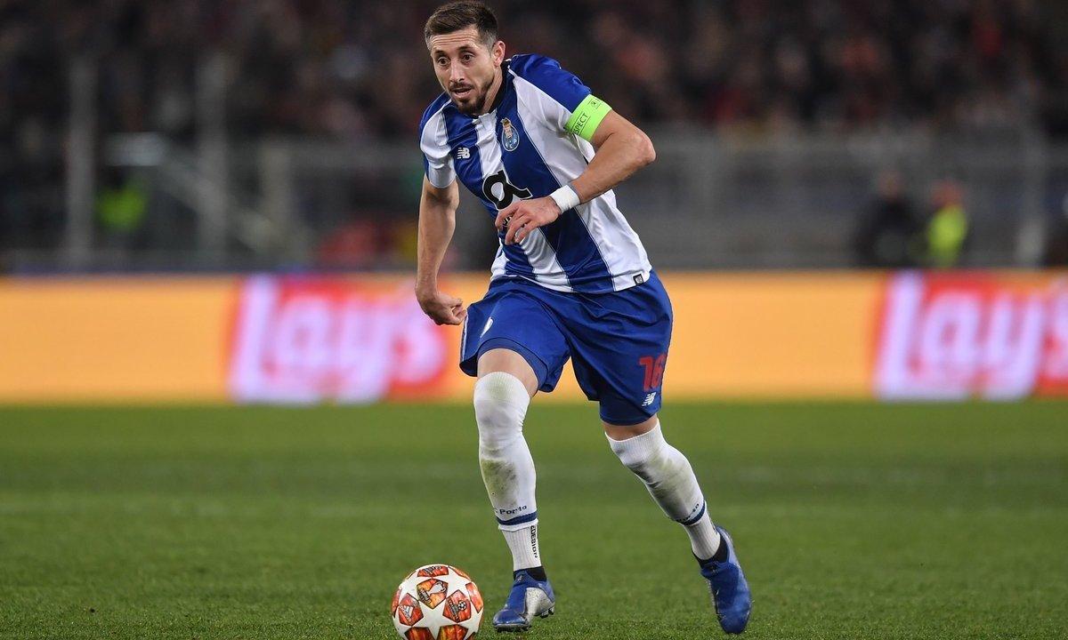 Hector Herrera sale gratis Atlético de Madrid