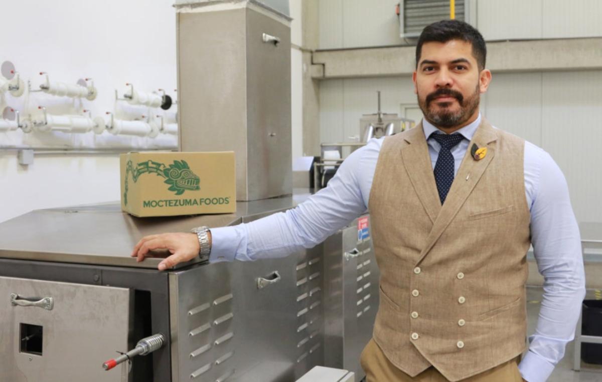 Moctezuma Foods, la empresa que nació de un antojo de tortillas