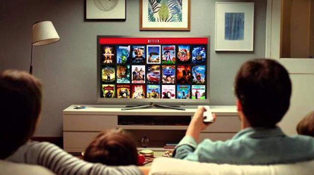 Netflix en la sala