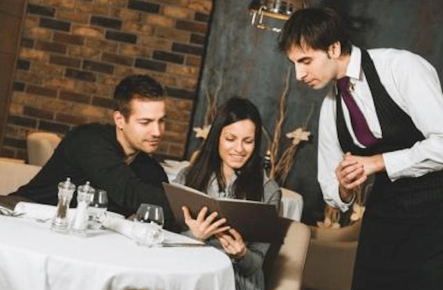 Orden en Restaurante