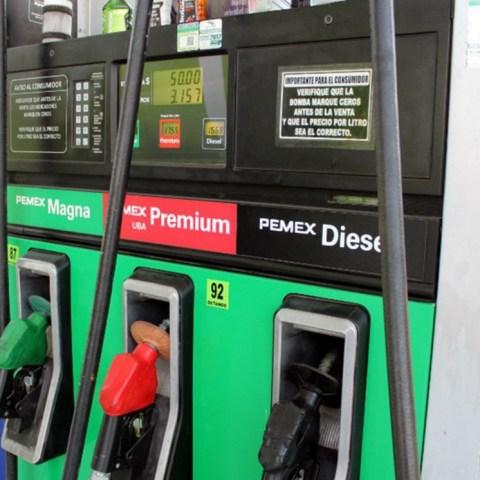 Reducen estímulo fiscal a combustibles
