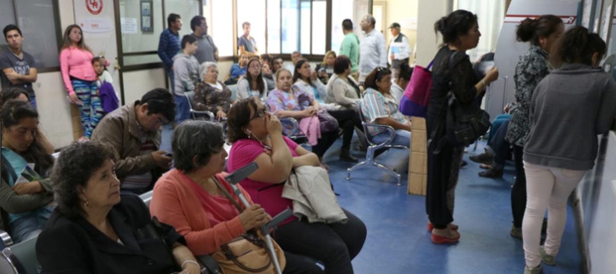 Servicios de Salud en México