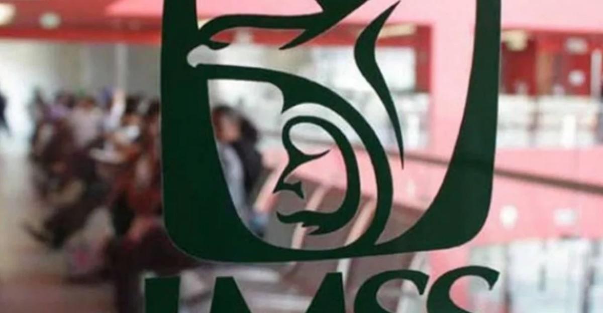 8 de enero de 2020, Imss, dinero, símbolo del IMSS (Imagen: Especial)