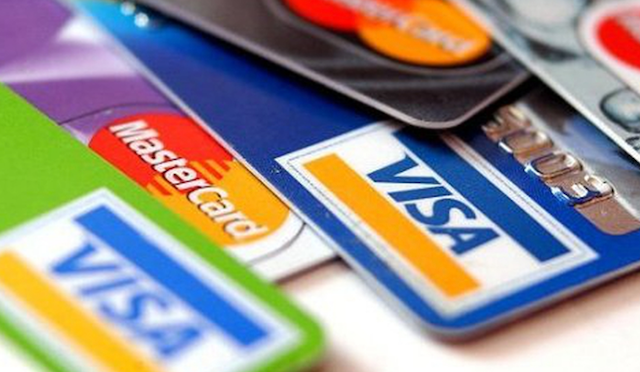 tarjeta de crédito robo