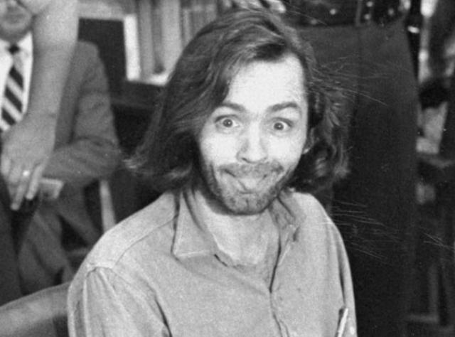 Condena de Charles Manson