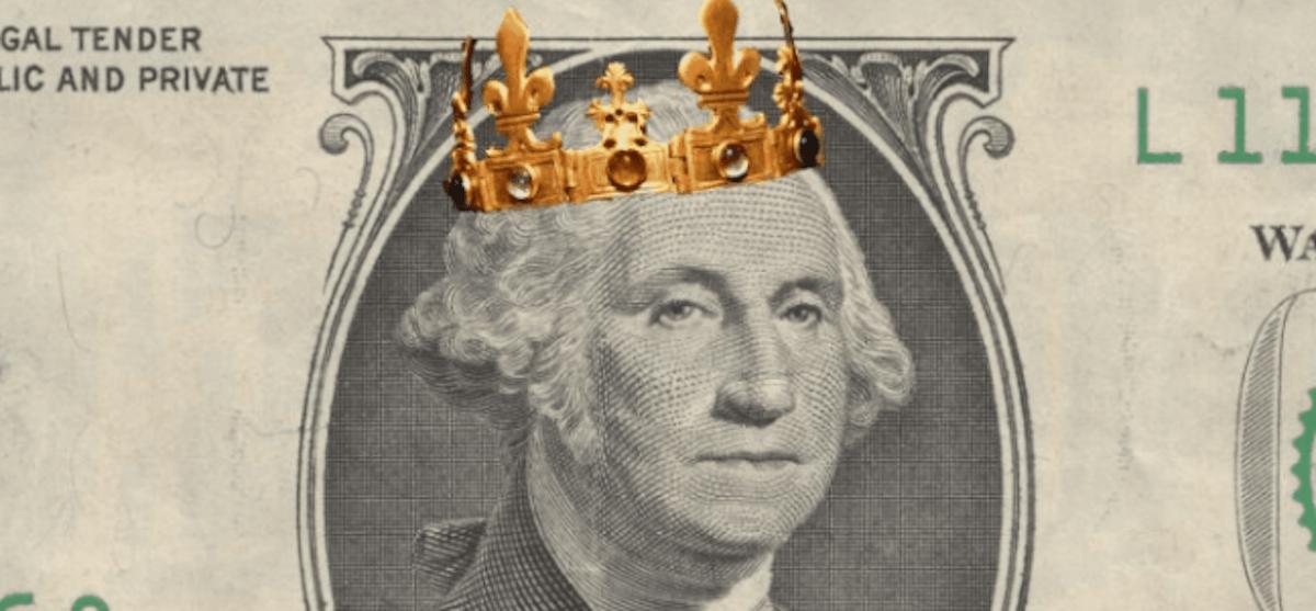 Dólar principal divisa a nivel global