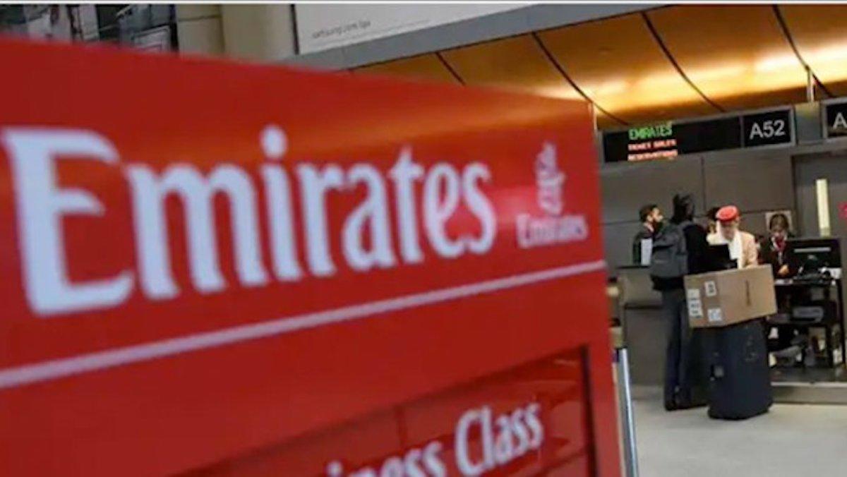 Emirates convocatoria trabajo México