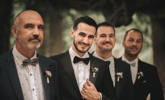 Errores de padrinos de boda