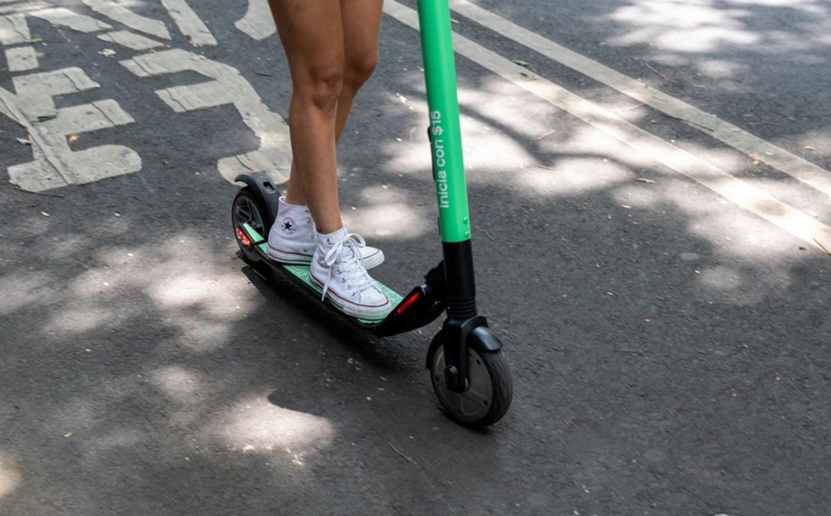 Están a la venta los patines robados de grin en CDMX