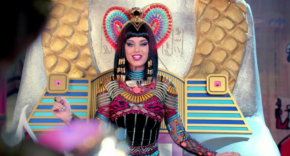 Katy Perry plagiar canción