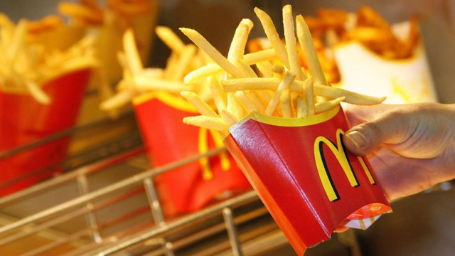 Las papas fritas de McDonald's podrían cambiar su sabor