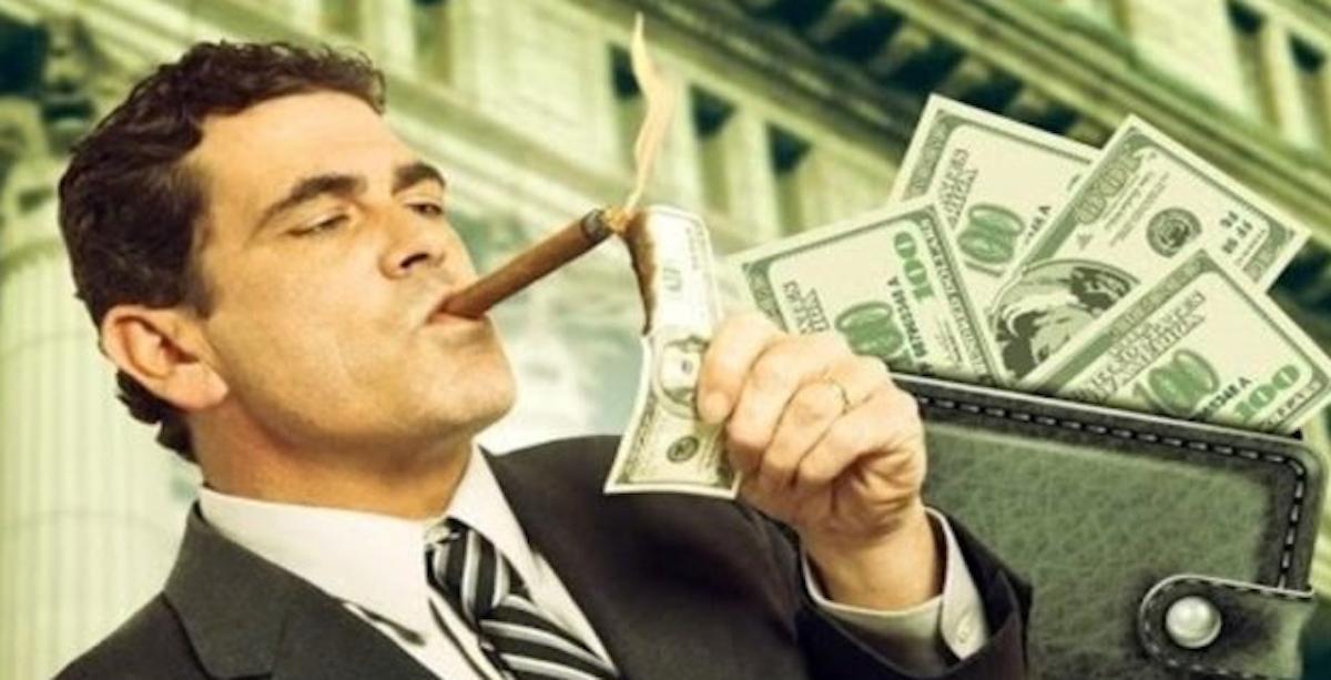Malos hábitos para hacerte rico