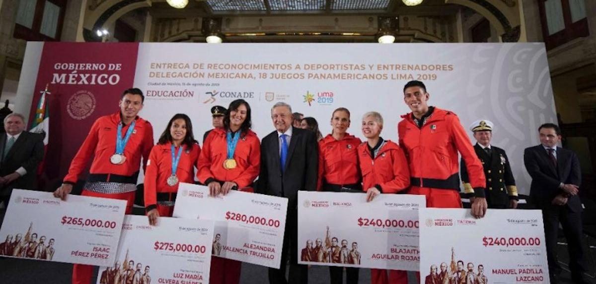 Medallistas panamericanos