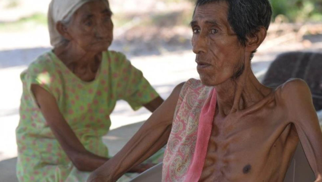 Mexicanos en pobreza extrema
