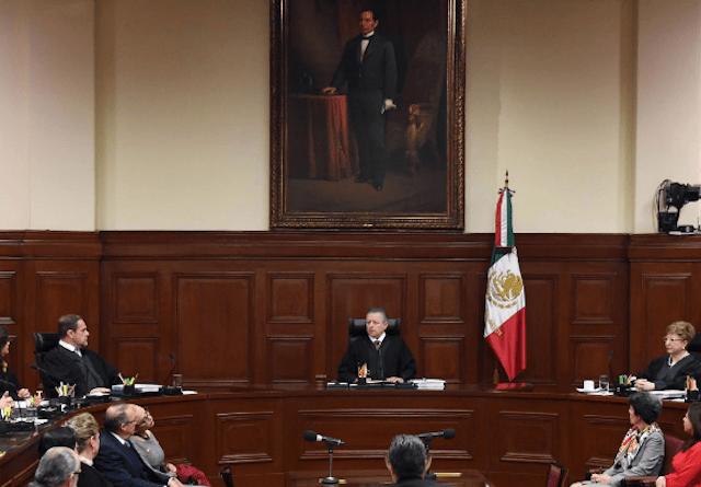 Suprema corte de la nación
