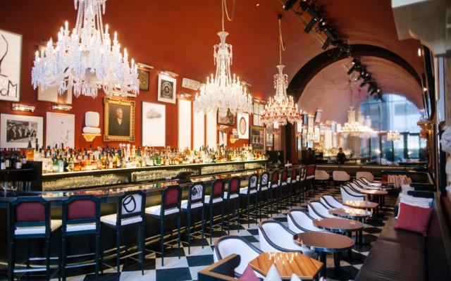 The Bar, del hotel Baccarta