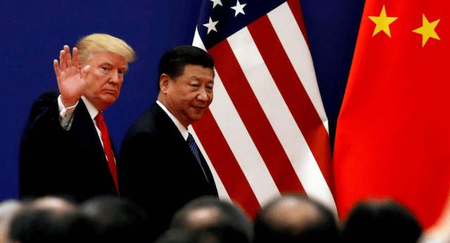 Trump aranceles China