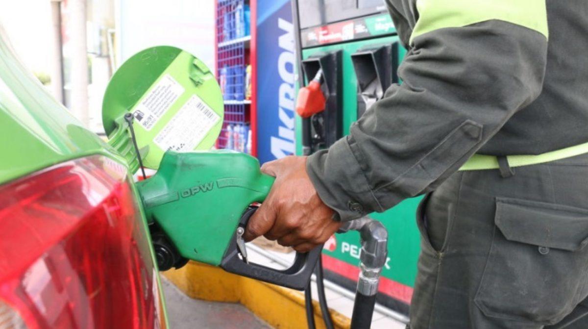 Precio de gasolina y diésel hoy 10 de septiembre en México