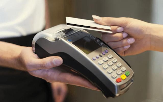pago con tarjeta