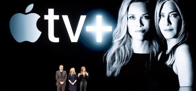 AppleTV+ Aniston