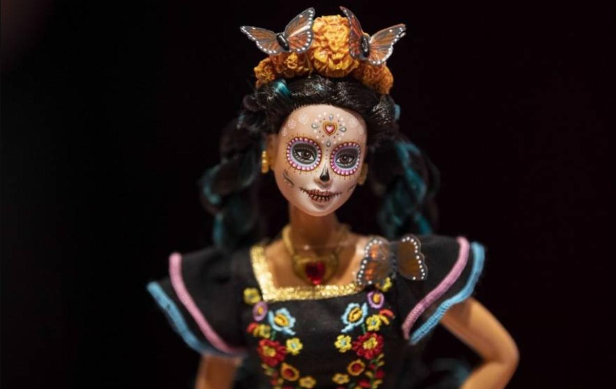 Barbie Catrina ya está a la venta