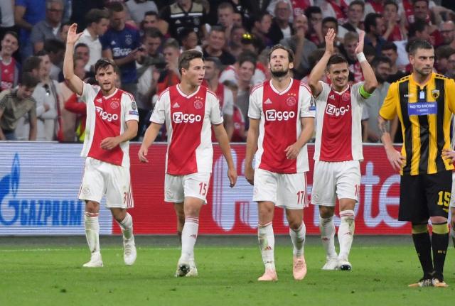 Equipos de fútbol europeos