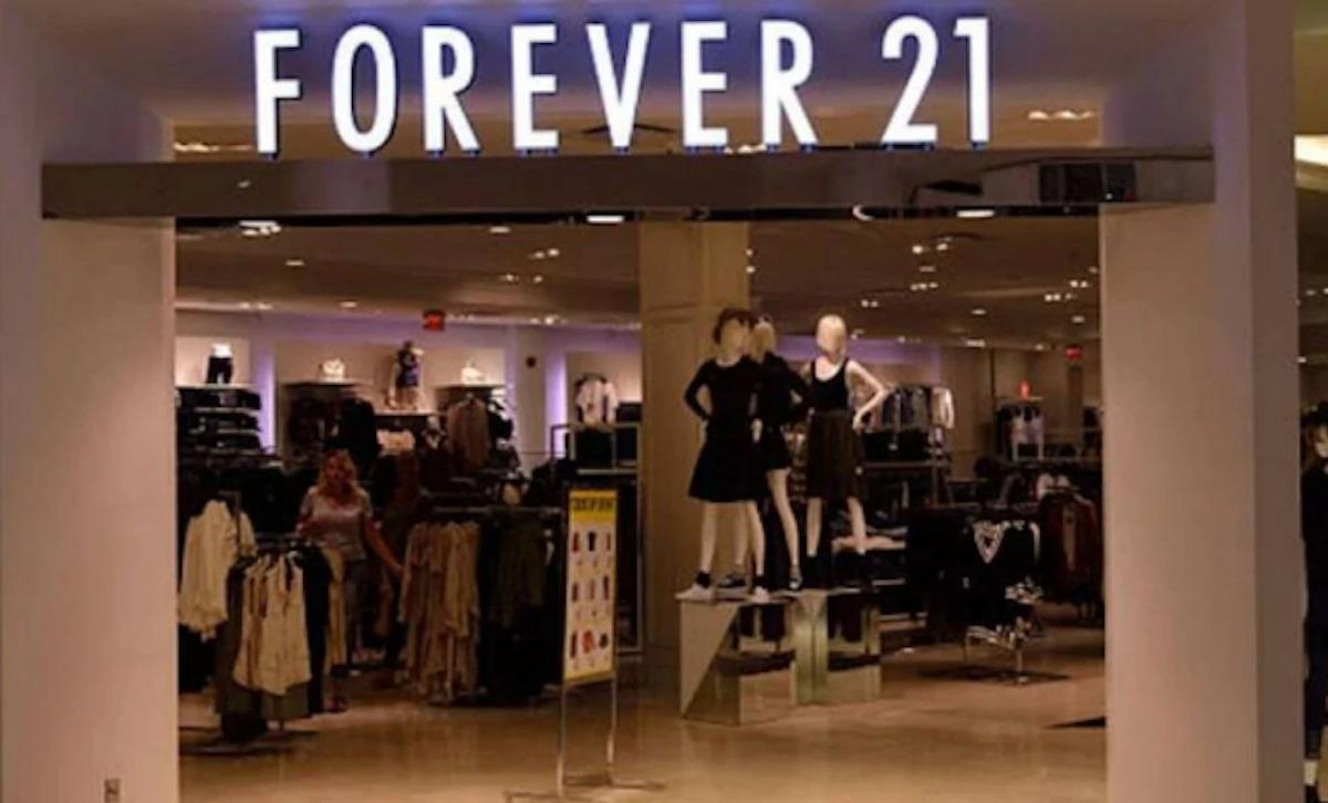 Forever 21 en quiebra