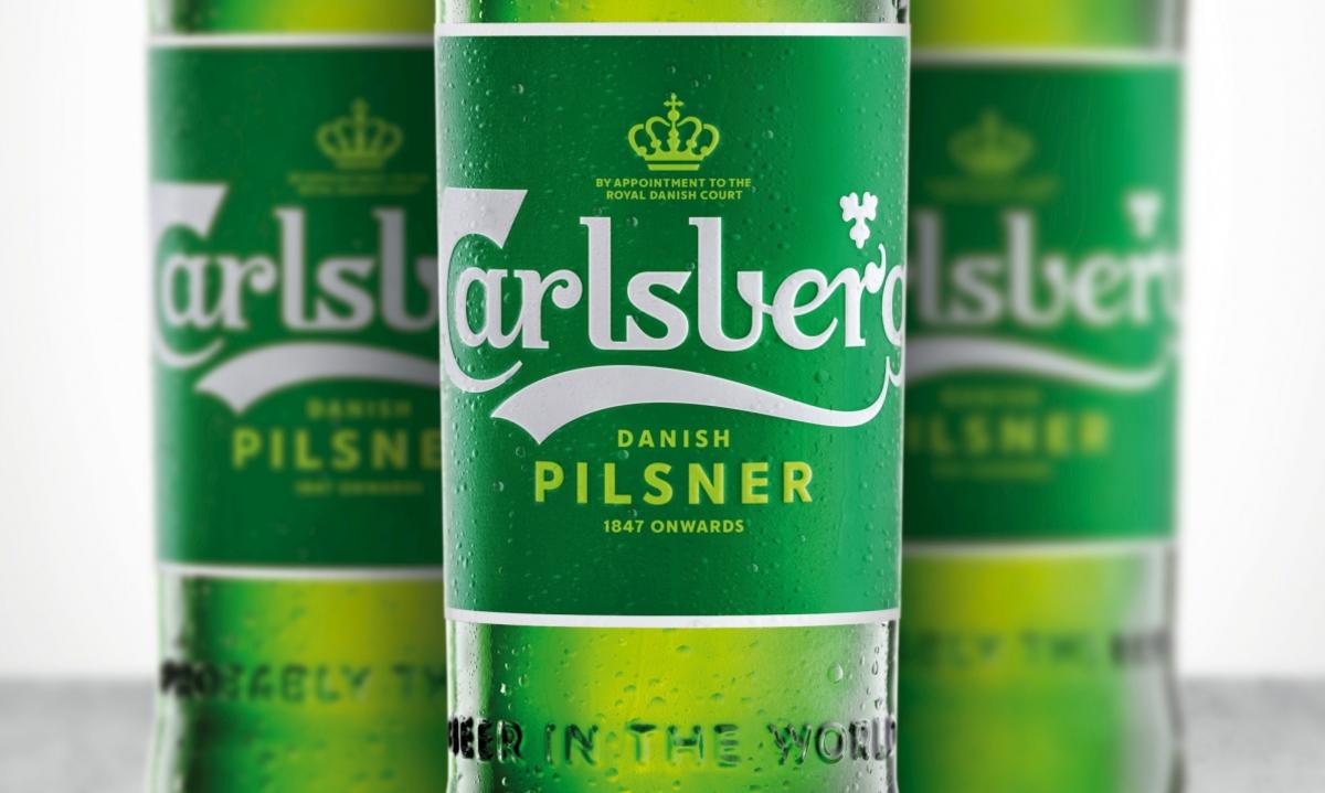 Grupo cervecero Carlsberg en México