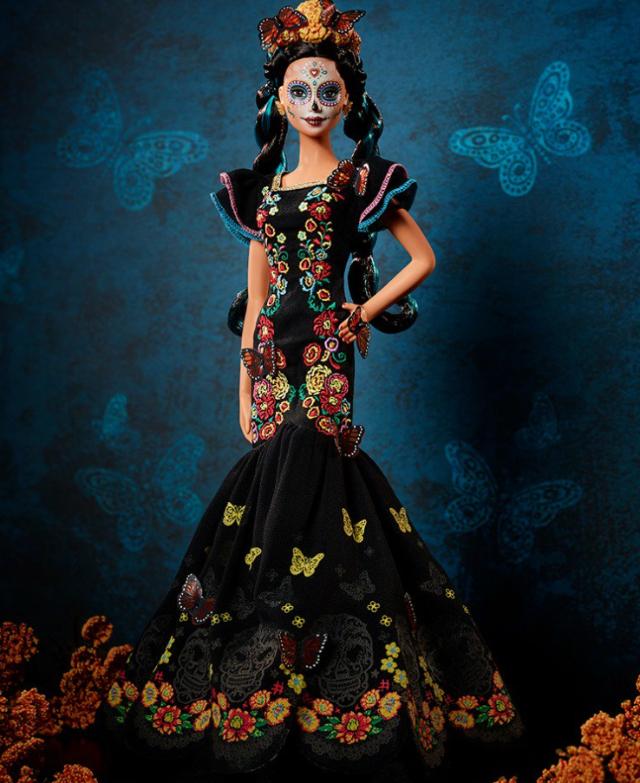 La nueva Barbie de Mattel