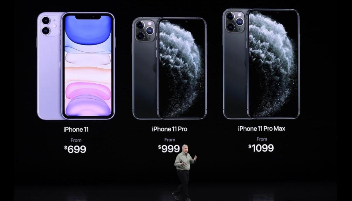 Precios del iPhone 11 en México