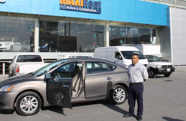 Renta de autos en México