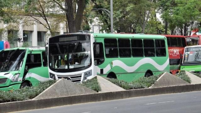 Tarifas del transporte público de la CDMX