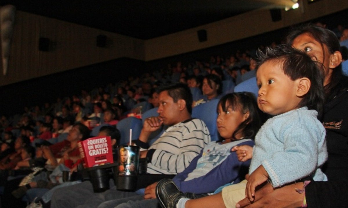 Visita al Cine, Coronavirus, Nueva Normalidad, Actividades