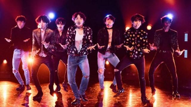 BTS Corea del Sur