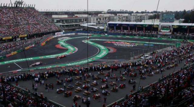 El Gran Premio de México