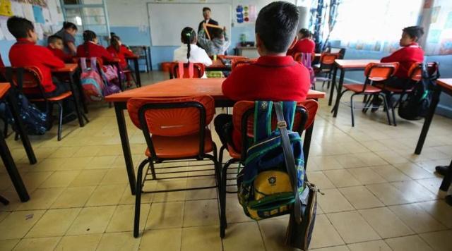 Infraestructura de escuelas