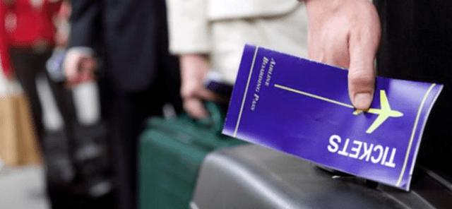Precio de boletos de avión
