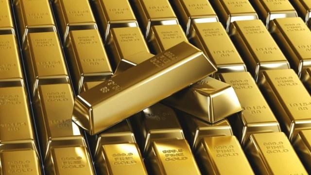 Reservas de oro de México en Inglaterra