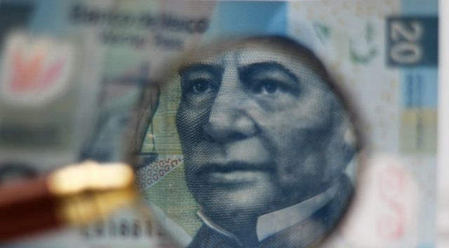 Imagen: Billete de 20 pesos donde aparece Benito Juárez, 30 de octubre de 2019 (Imagen: Especial)