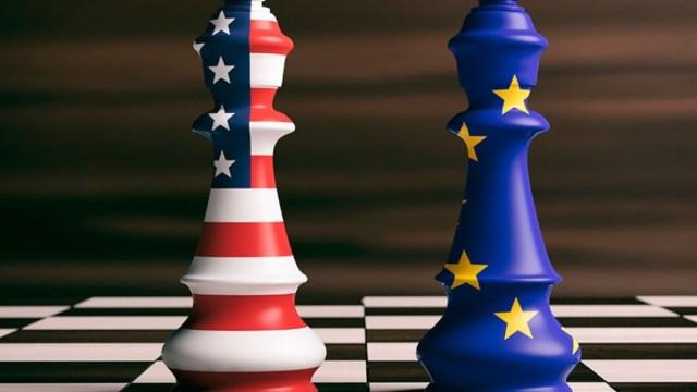 Imagen: Guerra comercial entre Estados Unidos y la Unión Europea, 18 de octubre de 2019 (Imagen: Especial)