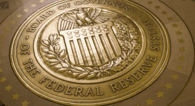 Imagen: Reserva Federal de Estados Unidos, 31 de octubre de 2019 (Imagen: Especial)