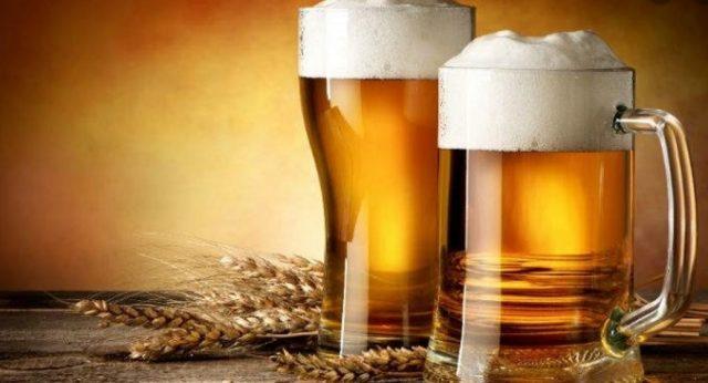 Imagen: Vaso de cerveza, 21 de octubre de 2019 (Imagen: Especial)