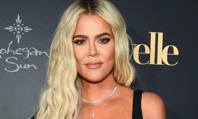29 noviembre 2019, Khloe Kardashian, mujer, peinado, empresario
